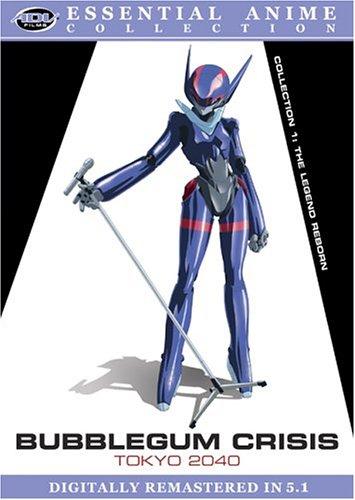 Bubblegum Crisis Tokyo 2040 1: Essential Anime [DVD] [Region 1] [US Import] [NTSC]