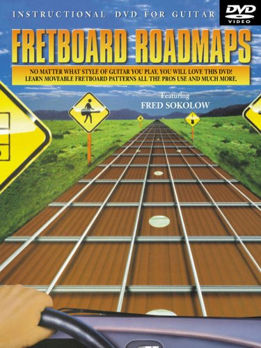 Fretboard Roadmaps With Fred Sokolow [1999] [DVD]