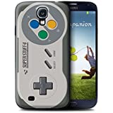 Stuff4 Samsung Galaxy S4/SIV , Super Nintendo : KOBALT Protective Hard Back Case / Cover For Samsung Galaxy S4...