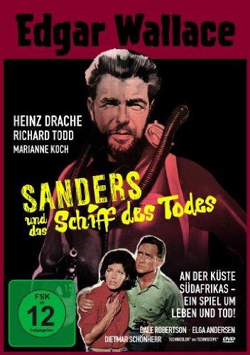 Sanders und das Schiff des Todes