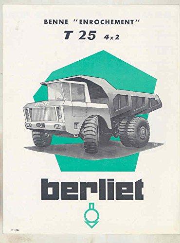 1960-berliet-t25-25-ton-4x2-enrochement-construction-truck-brochure