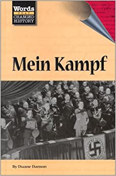 Mein Kampf: Hitler's Blueprint for Aryan Supremacy: Duane Damon: 9781560068006: Books - Amazon.ca
