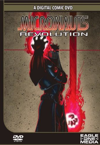 Cover art for  Micronauts: Revolution