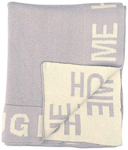 "DARZZI Hug Me Baby Blanket, Grey, 35""x45"""