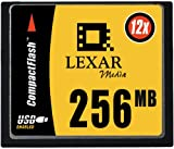 51AQQEE16VL. SL160  Lexar Media 256 MB USB 12X High Speed CompactFlash Card (CF256 12 251)