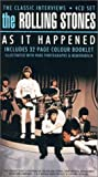 img - for The Rolling Stones: As it Happened (Classic Interviews) book / textbook / text book