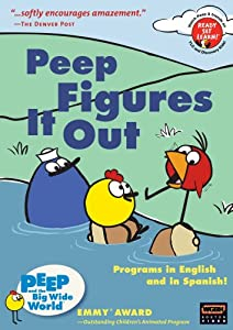 Peep and the Big Wide World: Peep Figures It Out