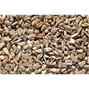 Dry Roasted Sunflower Seed Kernels with Sea Salt - by GERBS - 2LB. Deal. NON-GMO - Certified Top 10 Allergen Free. Country of Origin USA
