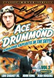 Cover art for  Ace Drummond, Vol. 2