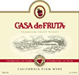 2013 Casa de Fruit Santa Rosa Plum 750 Ml