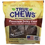 True Chews Premium Jerky Cuts Dog Treats, Steak, 22 Ounce