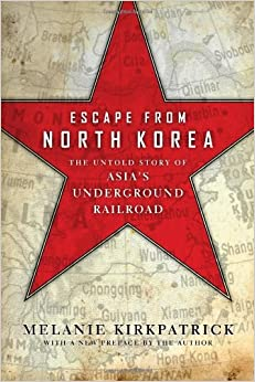 North korea escape story book