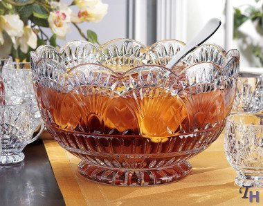 freedom 10 piece punch set with 8 cups - Halloween Punch Bowl Recipes