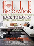 Elle Decoration - British Edition