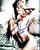 ANNE VYALITSYNA ANNEV SIGNED 8X10 PHOTO AUTHENTIC AUTOGRAPH SPORTS ILLUSTRATED A