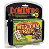 Mexican Train To Go, Number Dominoes