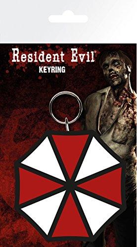 GB Eye LTD, Resident Evil, Umbrella, Portachiavi
