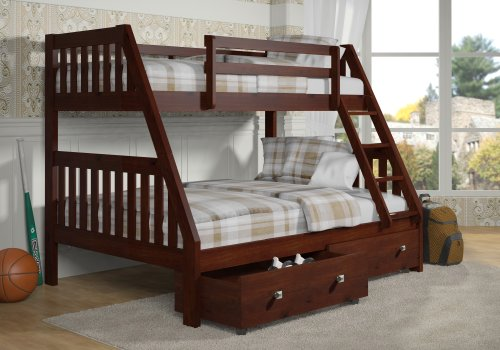 Bunk Beds Twin Over Full 171810 front
