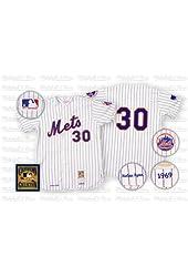 Nolan Ryan New York Mets 1969 Mitchell & Ness JERSEY