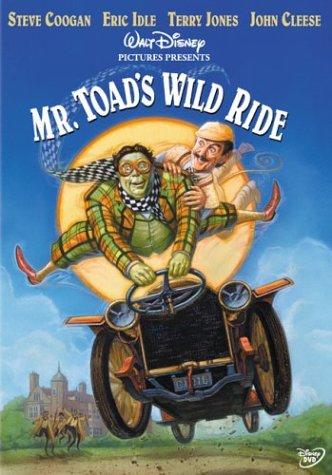 Mr. Toad's Wild Ride (Disney World Rides compare prices)