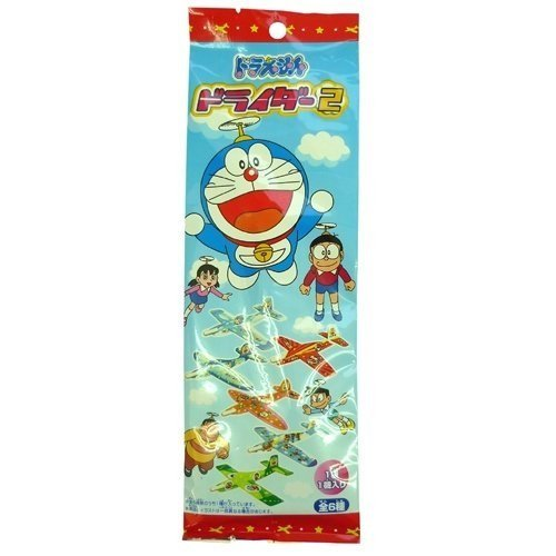 Cheap [99] Doraemon series de Rider 2 (paper plane) animated cartoon character goods (toy) mail order (japan import) - 1