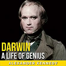 Darwin Audiobook by Alexander Kennedy Narrated by Jim D Johnston