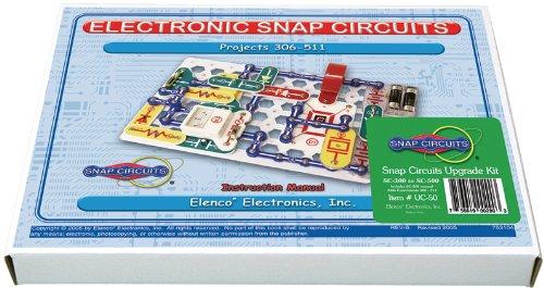 Snap Circuits UC-50 Upgrade Kit SC-300 to SC-500