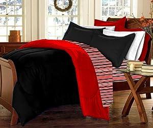 Amazon Com Dorm Room In A Box Comforter Sheet Set