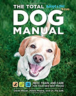 Book Cover: Total Dog Manual