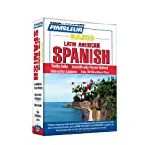 Spanish, Basic: Learn to Speak and Understand Latin American Spanish with Pimsleur Language Programs