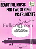 Beautiful Music for Two String Instruments - Book I - 2 Basses