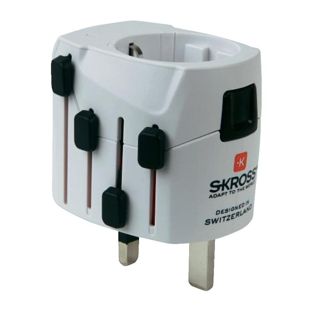 SKROSS External Power Adapter (Netz-Reiseadapter)