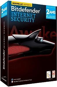 Bitdefender Internet Security 2014 (3 postes, 2 ans)