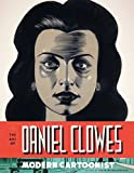 Acquista The Art of Daniel Clowes: Modern Cartoonist