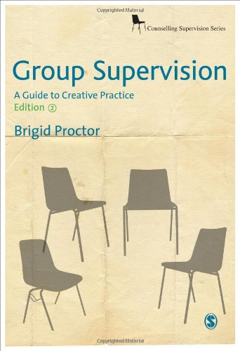 Group Supervision: A Guide to Creative Practice (Counselling Supervision series)