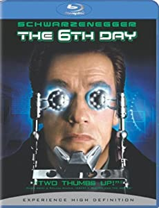 The 6th Day [Blu-ray] (Bilingual) [Import]
