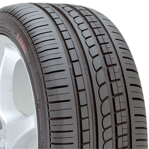 Pirelli PZero Rosso High Performance Tire - 315/35R20