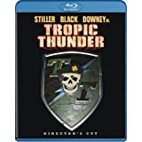 Tropic Thunder (Unrated Director's Cut + BD Live) [Blu-ray] ~ Ben Stiller