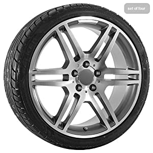 19 inch mercedes benz amg wheels rims tires for Mercedes benz tire replacement