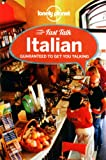 Lonely Planet Lonely Planet Fast Talk Italian (Phrasebook)