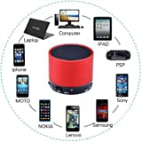 VicTsing Mini A2DP Bluetooth Bass Speaker Wirelss Stereo Music Adapter with MIC for Apple iphone 5S 5C 5 4S 4 ipod ipad 4 3 2 ipad mini Samsung Galaxy S4 S3 S2 S1 Note 3 Note 2 Sony Xperia Z HTC ONE M7 Nokia Blackberry Z10 Smartphones MP3/MP4 Player Latop Macbook PC Tablet Computer -Portable and Rechargeable