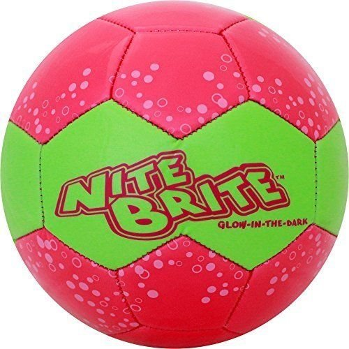 Baden Nite Brite Glow in the Dark Size 4 Soccer Ball (Nite Brite Football compare prices)