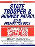 img - for Norman Hall's State Trooper & Highway Patrol Exam Preparation Book book / textbook / text book