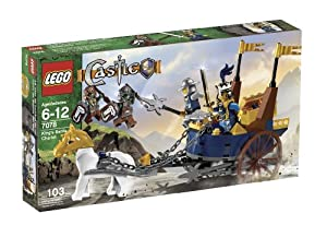 LEGO Castle King's Battle Chariot (7078)