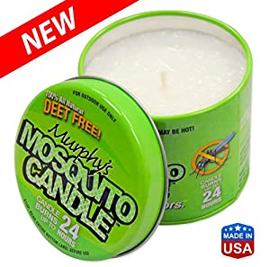 Best mosquito repellent candle