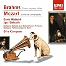 Brahms/Mozart - Works for Violin and Orchestra