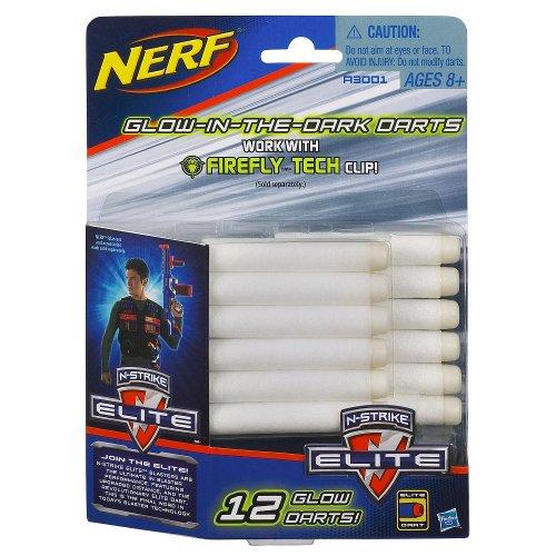 Nerf N-Strike Elite 12 Glow Darts Refill - 1