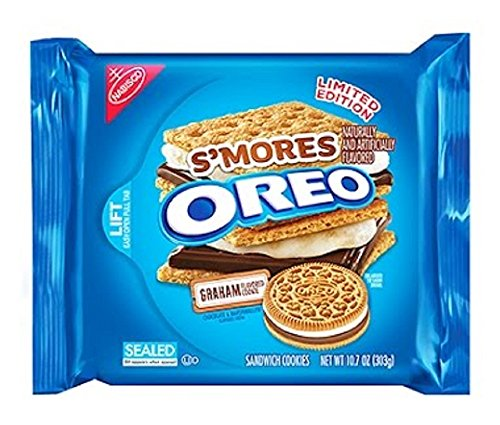 S'mores Oreo Cookies