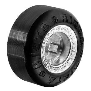Buy Ricta Team All Star Chrome 81b Skateboard Wheels (53 mm) by Ricta