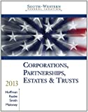 img - for South-Western Federal Taxation 2013: Corporations, Partnerships, Estates and Trusts, Professional Version (with H&R Block @ Home CD-ROM) book / textbook / text book